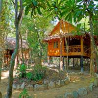 Local Style Khmer Houses