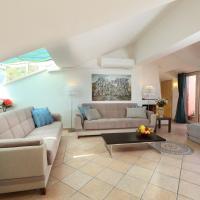 Four-Bedroom Apartment - Attic
