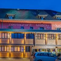 Hotel Pictures: La Maison Rouge 3 *, Chambéry