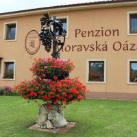 Hotel Pictures: Penzion a vinný sklep Moravská Oáza, Valtice
