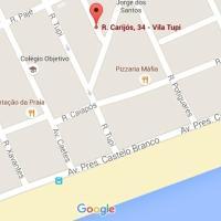 Hotel Pictures: Apartamento de Luxo, Praia Grande