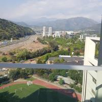 Hotel Pictures: Apartment in Vitacura Close to Clínica Las Condes, Santiago