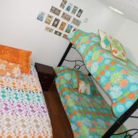 Bed in 3-Bed Mixed Dormitory Room