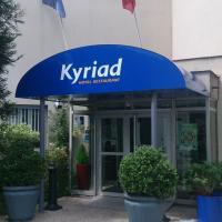 Hotel Pictures: Kyriad Paris Nord Porte de St Ouen, Saint-Ouen