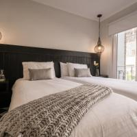 Standard Apartment - 2 Single Beds