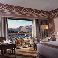 Superior King Room with Nile View