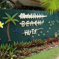Hotel Pictures: Matriki Beach Huts, Arutanga