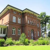 Hotelbilleder: Haus im Park, Wesselburen