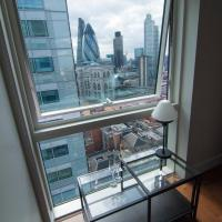One-Bedroom Apartment with City View