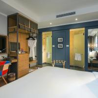 Trendy Deluxe Double or Twin Room