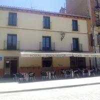Hotel Pictures: Hostal Plaza Mayor, Almazán