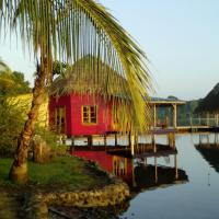 Dolphin bay cabanas