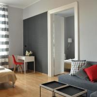 Deluxe Two-Bedroom Apartment with Balcony
