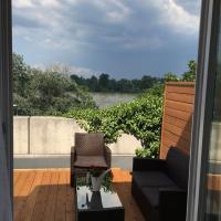 Hotel Pictures: Apartment 'Rheinblick' mit grosser Terrasse, Mainz