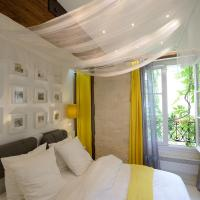 One-Bedroom Apartment with Balcony C2G White moon