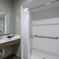 King Deluxe Room with Roll-in Shower - Hearing Accessible/Non-Smoking