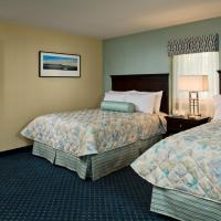 Queen Suite with Two Queen Beds and Courtyard View