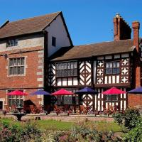 Hotel Pictures: Albright Hussey Manor Hotel, Shrewsbury