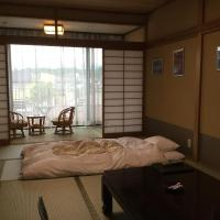 Japanese-Style Triple Room with Terrace