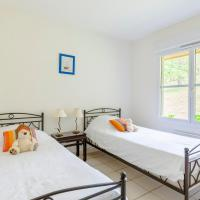 3 Bedrooms Villa - 6 People