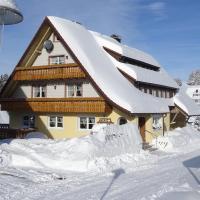 Hotelbilleder: Pension Haus Hubertus, Sankt Märgen