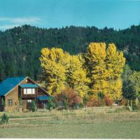 Streamside Vacation Cabin Rental in Beautiful Garden Valley, Idaho