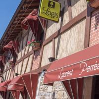 Hotel Pictures: Hotel Restaurant Laurent Perreal, Attignat