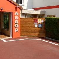 Hotel Pictures: Hotel Arbor - Auberge de Mulsanne - Le Mans Sud, Mulsanne