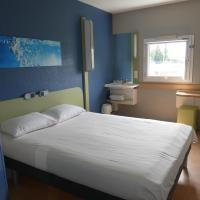 Hotel Pictures: Ibis Budget Angers Parc des Expositions, Saint-Sylvain-d'Anjou