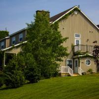 Hotel Pictures: Chanterelle Inn & Cottages featuring Restaurant 100 KM, North River Bridge