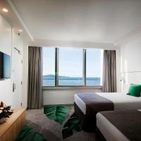 Resort Twin Room with Ocean View