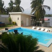 Hotel Pictures: Villa au Bord de Leau, Assinie