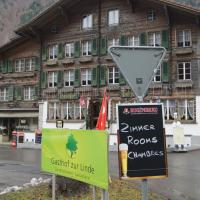 Hotel Pictures: Gasthof zur Linde, Gundlischwand