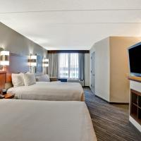 Double Room with Two Double Beds - High Floor