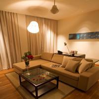 Verandah Suite with Living Room