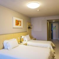 Fotografie hotelů: Jinjiang Inn Wuxi Jiangnan University City, Wuxi