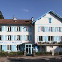Hotel Pictures: Hotel Gerard d'Alsace, Gérardmer