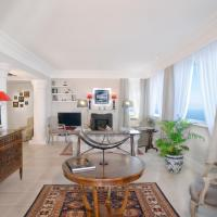 Large Suite with Terrace and Sea View