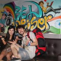 Photos de l'hôtel: Bedweiser Backpackers Hostel, Agra