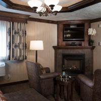 Luxury King Room - Non-Smoking