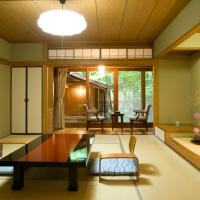 Japanese-Style Room with Open-Air Bath - Adult Only - Meiju