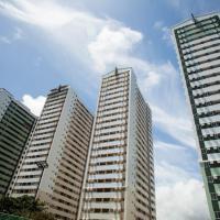 Hotel Pictures: Apartamento no Clube Janga, Paulista