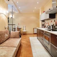 Superior Apartment on Nemiga Ulitsa 42