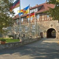 Hotelbilleder: Burg Warberg, Warberg