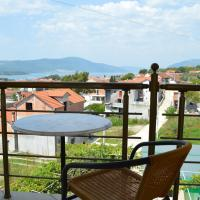 Studio with Balcony and Sea View (2+1 Adults)