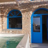 Villa Kallisti with Sea View and Private Outdoor Hot tub