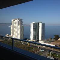 Fotografie hotelů: Departamento Playa Reñaca, Viña del Mar