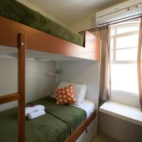Room with bunk bed (2 adults)