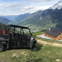 Hotel Pictures: Chaeserstatt- Seminar-Lodge-Ausflug, Ernen