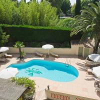 Hotel Pictures: Hotel Les Oliviers, Fayence